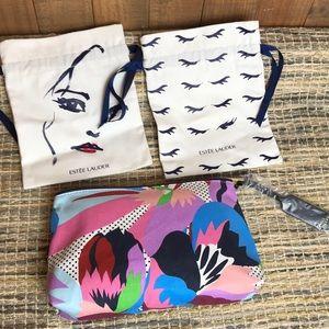 Estée Lauder make up bags NWOT
